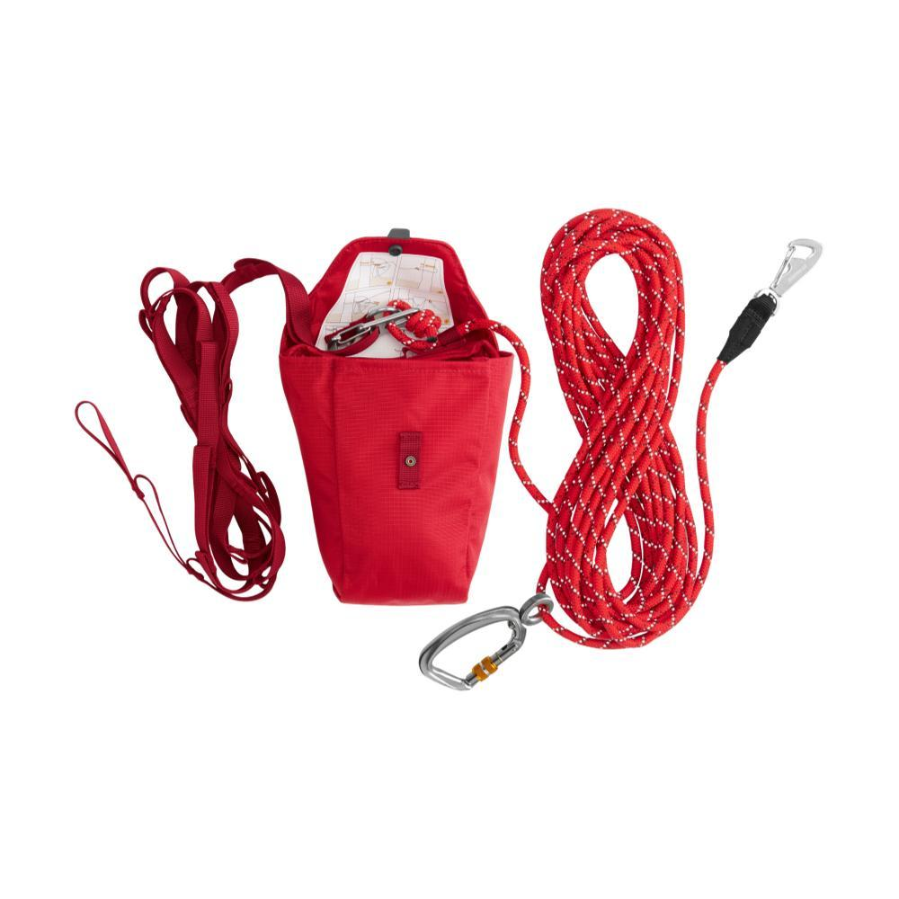Ruffwear Knot-a-Hitch Dog Hitching System RED_CURRANT