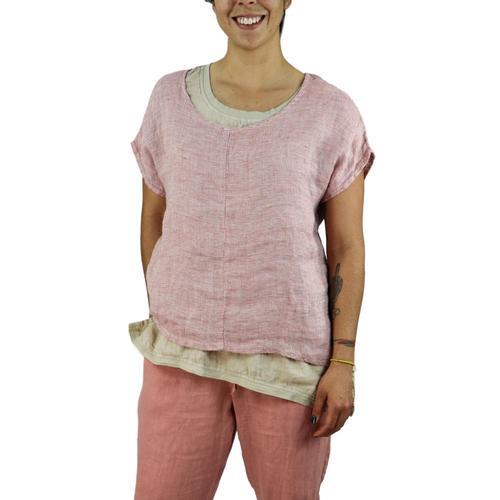 FLAX Women's Whisper Pullover Trosepanama