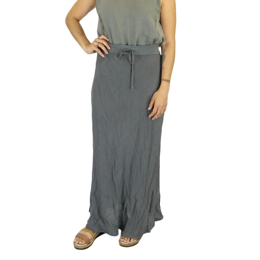 FLAX Women's Live In Skirt CEMENT