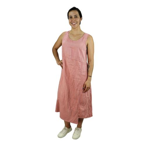 FLAX Women's Midtown Dress Tearose
