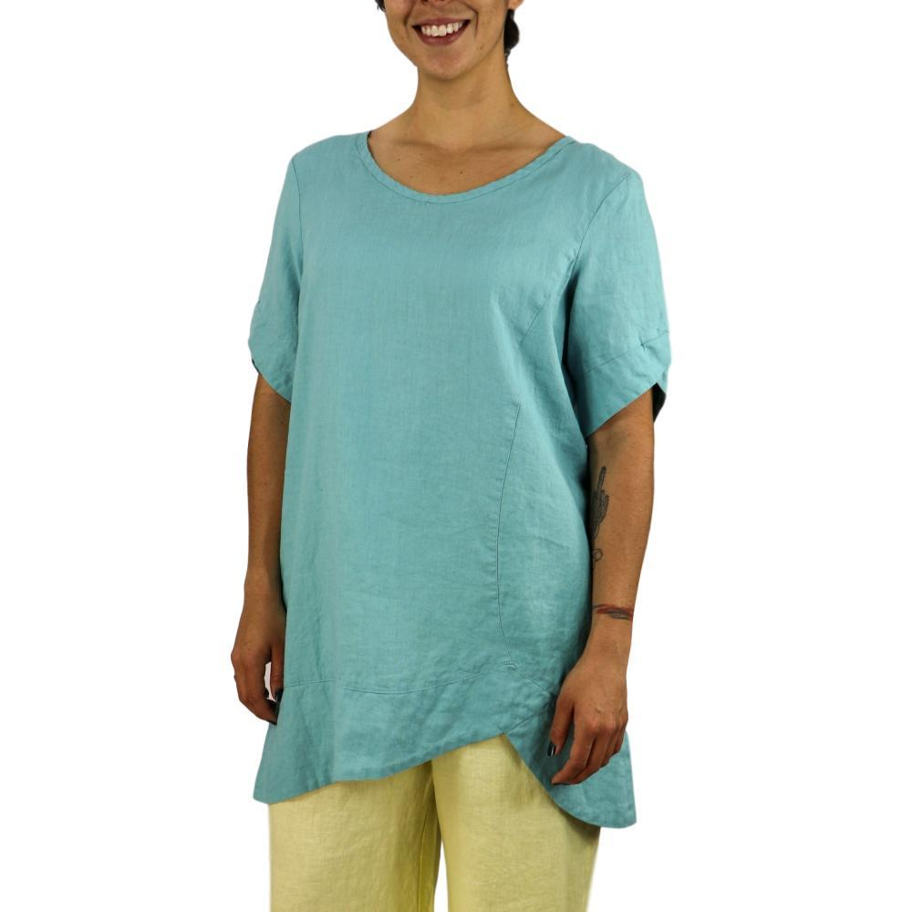 FLAX Women's Scallop Tunic ARUBA