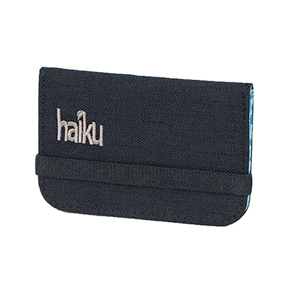 Haiku RFID Mini Wallet BLACKMOREL