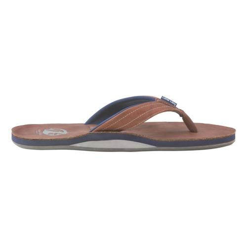 Hari Mari Men's X Nokona Sandals Walnut_wal.111