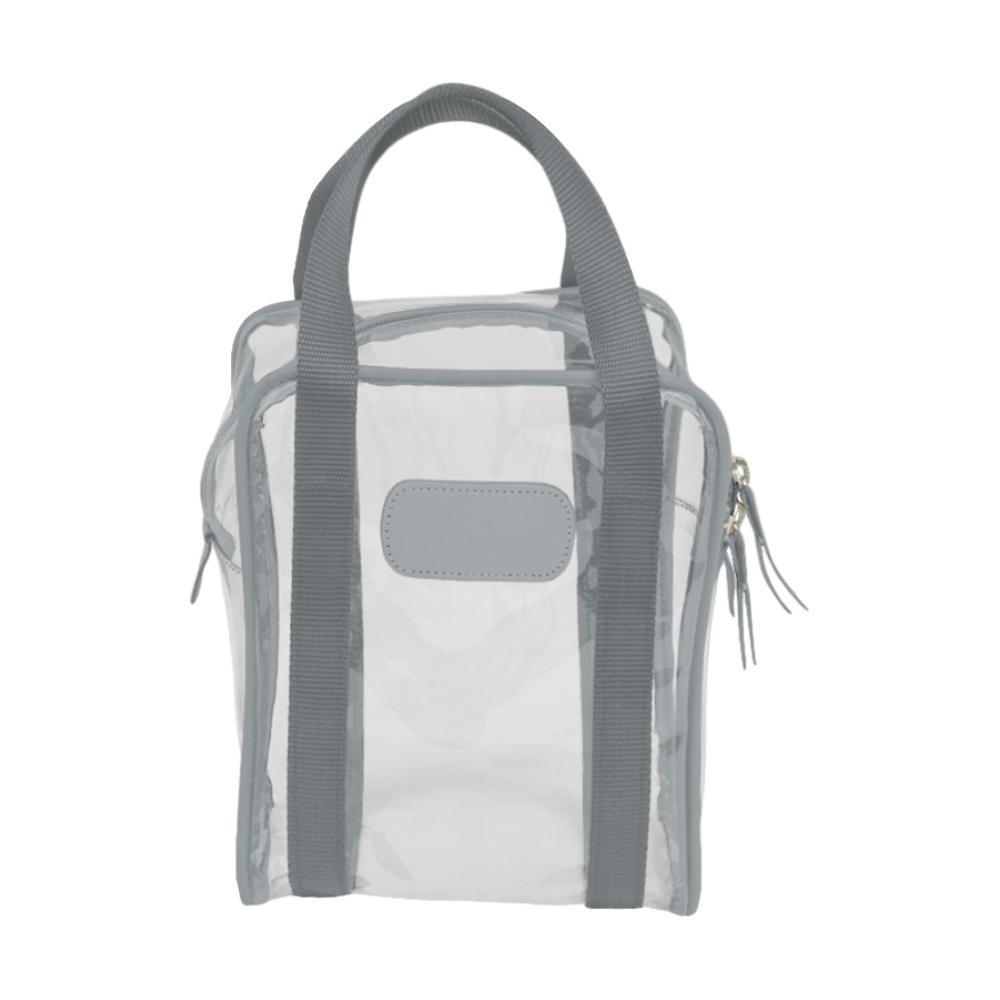Jon Hart Design Clear Shag Bag SLATE