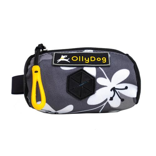 OllyDog Scoop Pick-Up Bag - Floral Floral
