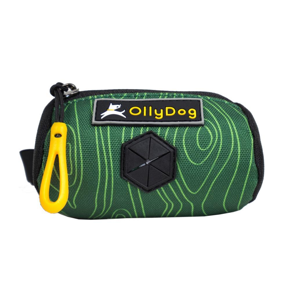 OllyDog Scoop Pick-Up Bag - Sage Bark BARK