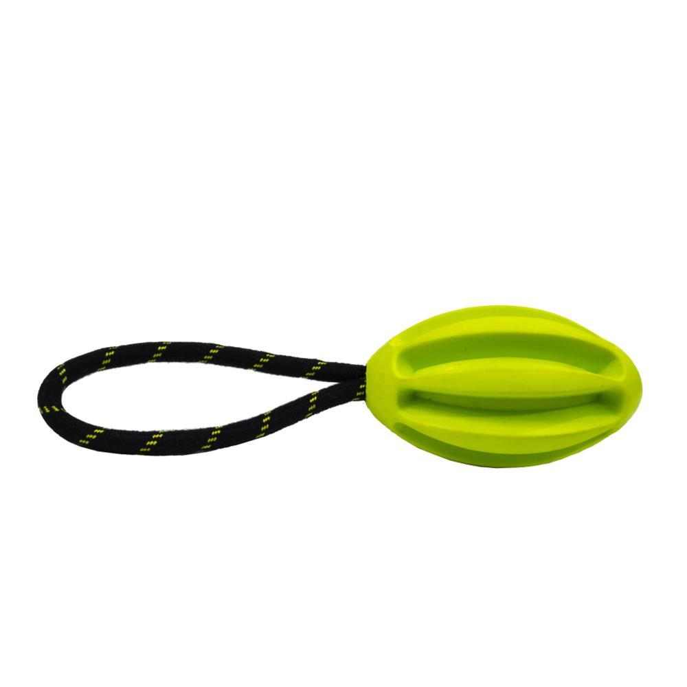 OllyDog Dart Rubber Throw Toy - Lime LIME