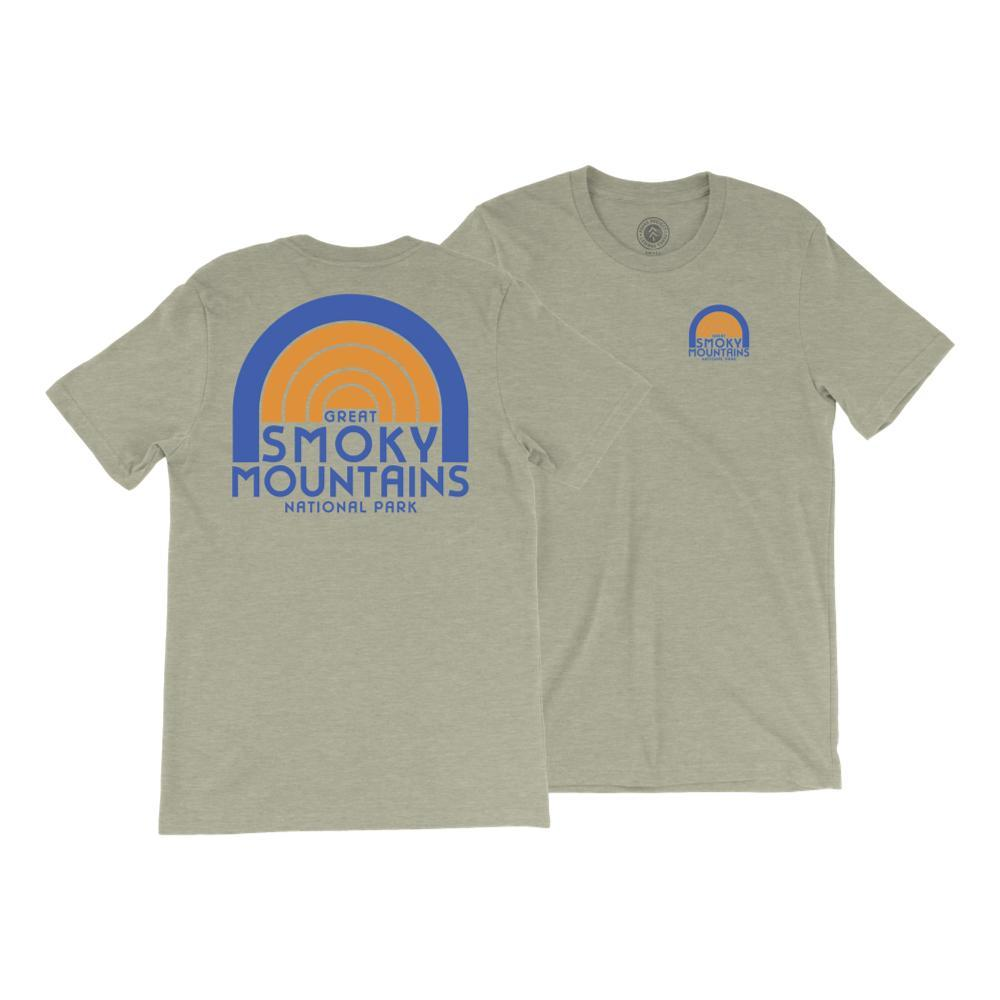 Parks Project Great Smoky Yonder Unisex Tee HTHSTONE