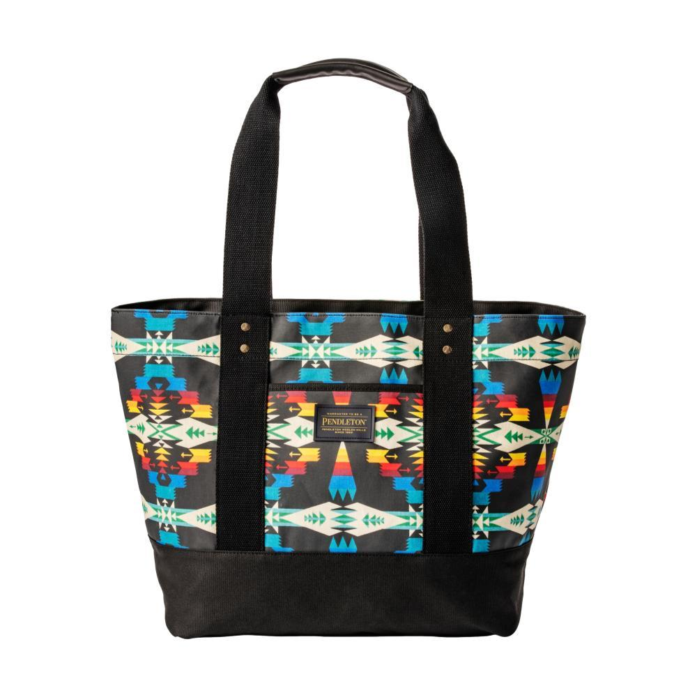 Pendleton Tucson Black Canopy Canvas Tote TUSCONBLK