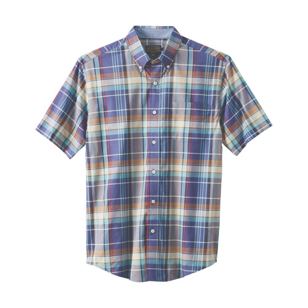 Pendleton Men's Seaside Short Sleeve Shirt BRN65502