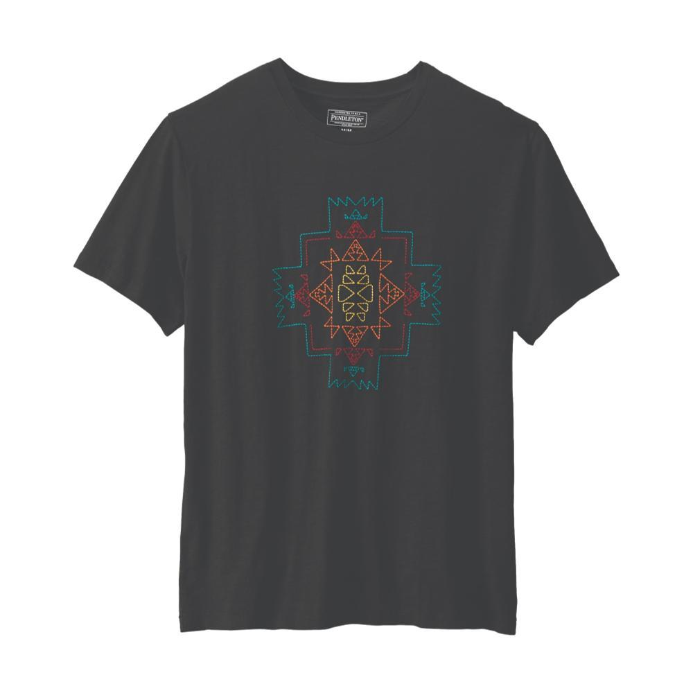 Pendleton Men's Heritage Embroidered Tee BLK61375
