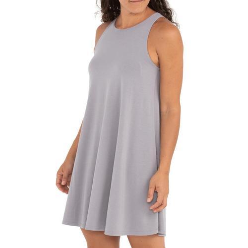 Free Fly Women's Flex Dress Silverstone_111