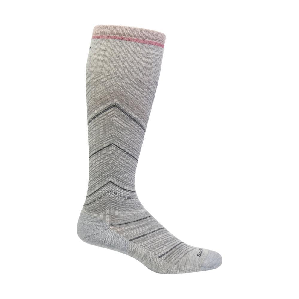SockWell Women's Full Flattery Graduated Compression Socks ASH_805