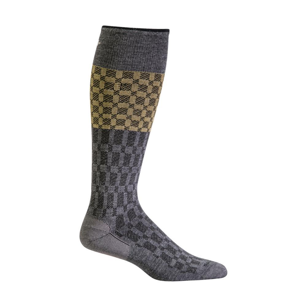 Sockwell Men's Checkmate Graduated Compression Socks CHARCL_850
