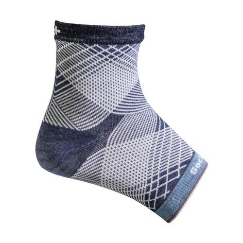 SockWell Women's Plantar Compression Sleeves Denim_650