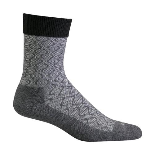 SockWell Women's Softie Relaxed Fit Socks Charcoal_850
