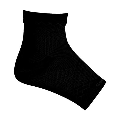 Sockwell Men's Plantar Compression Sleeves Blacksolid_905