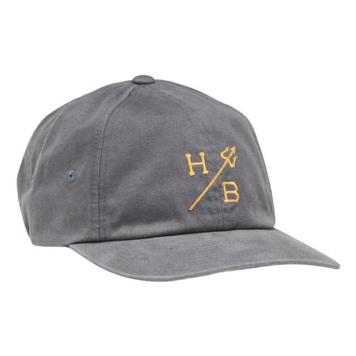 Howler Brothers Trident Strapback Hat Bluegrey