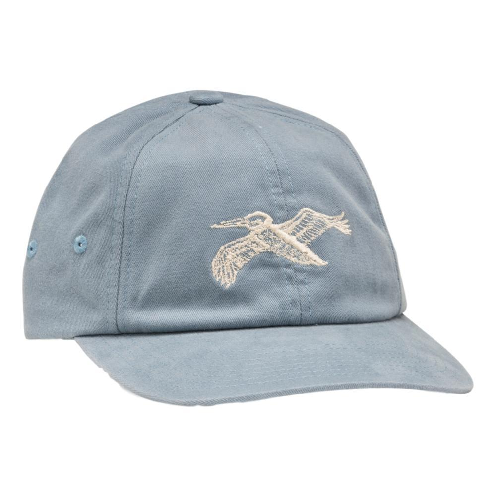 Howler Brothers Pelican Strapback Hat SKYBLUE