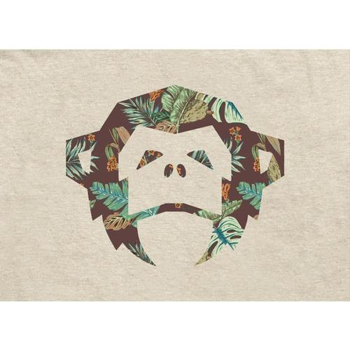 Howler Brothers Men's El Mono Third Coast Select T-Shirt Cream