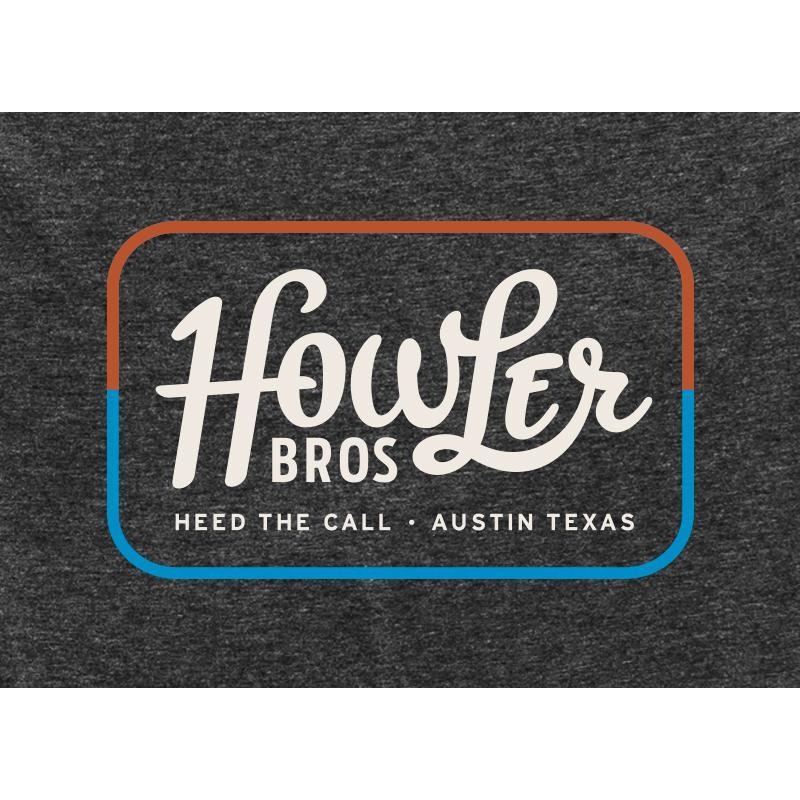 Howler Brothers Men's Howler Classic Select Pocket T-Shirt CHARCOAL