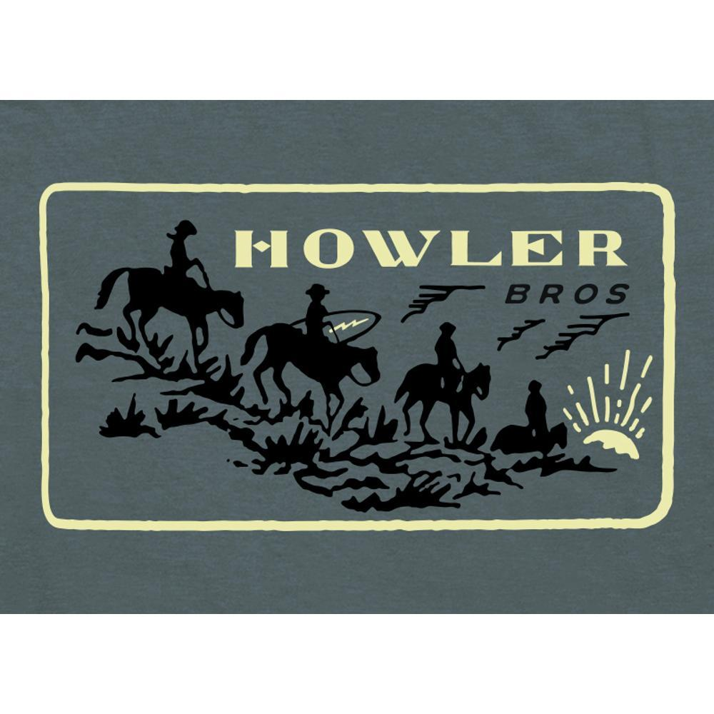 Howler Brothers Men's Howler Posse Select Pocket T-Shirt INDIGO
