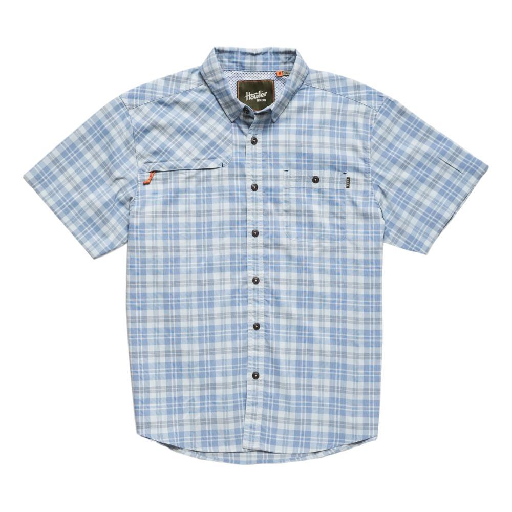 Howler Brothers Men's Matagorda Short Sleeve Shirt TIDBLUE