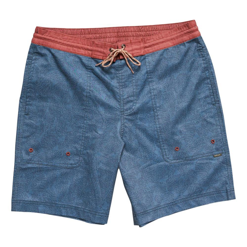 Howler Brothers Men's Sayulita Watershorts MIDBLUE