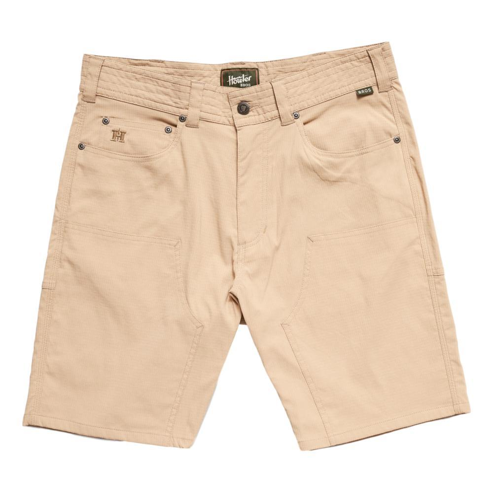 Howler Brothers Men's Waterman's Work Shorts BARLEY
