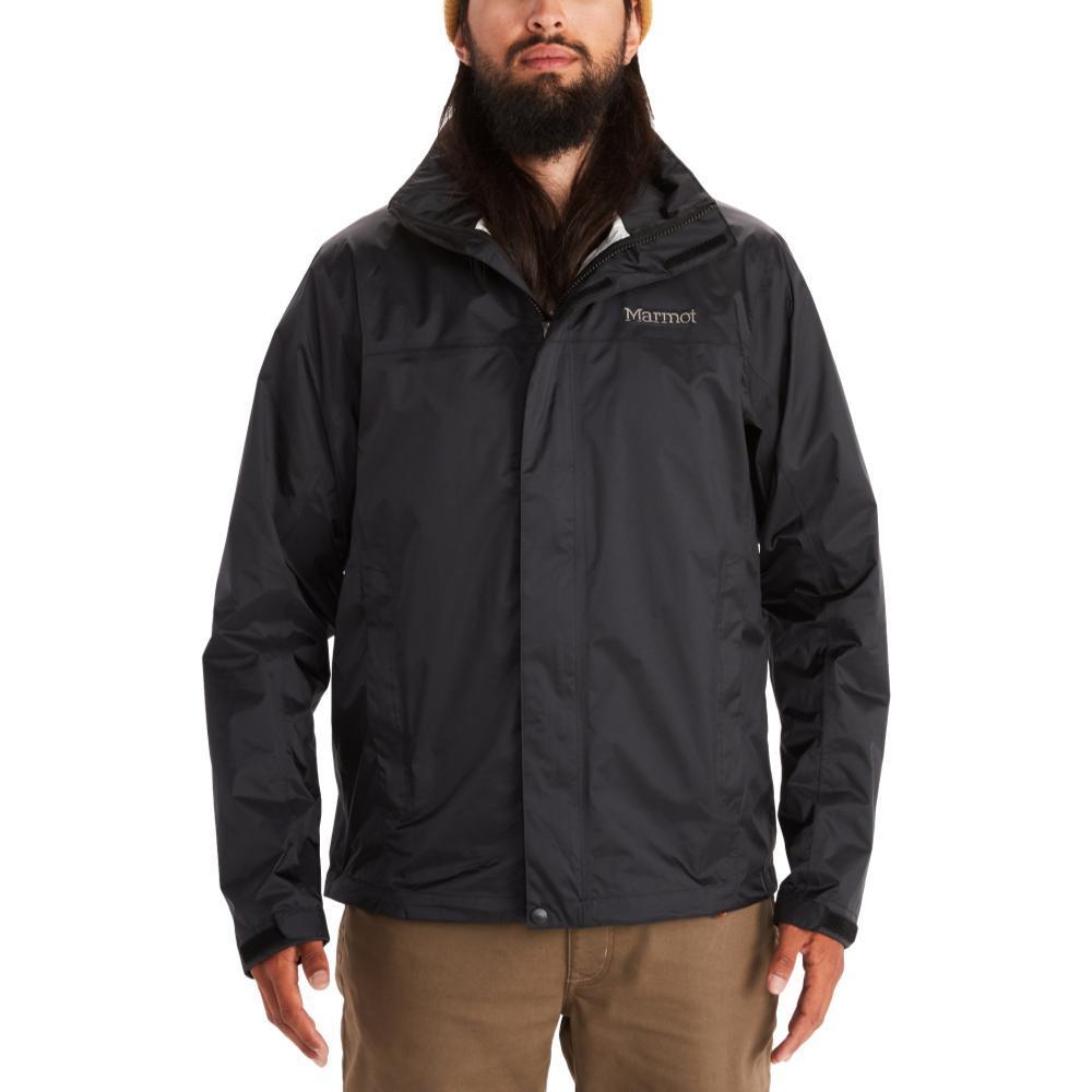 Marmot Men's PreCip Eco Jacket BLACK001