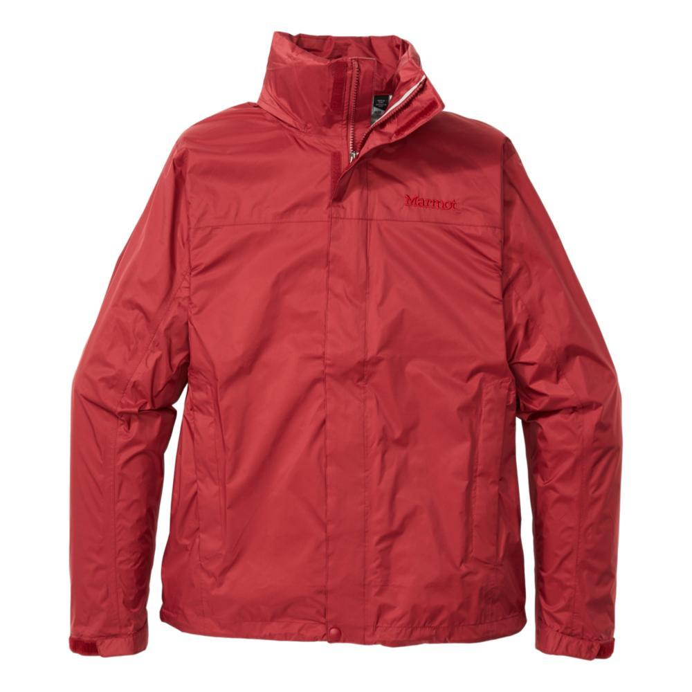 Marmot Men's PreCip Eco Jacket BRICK66