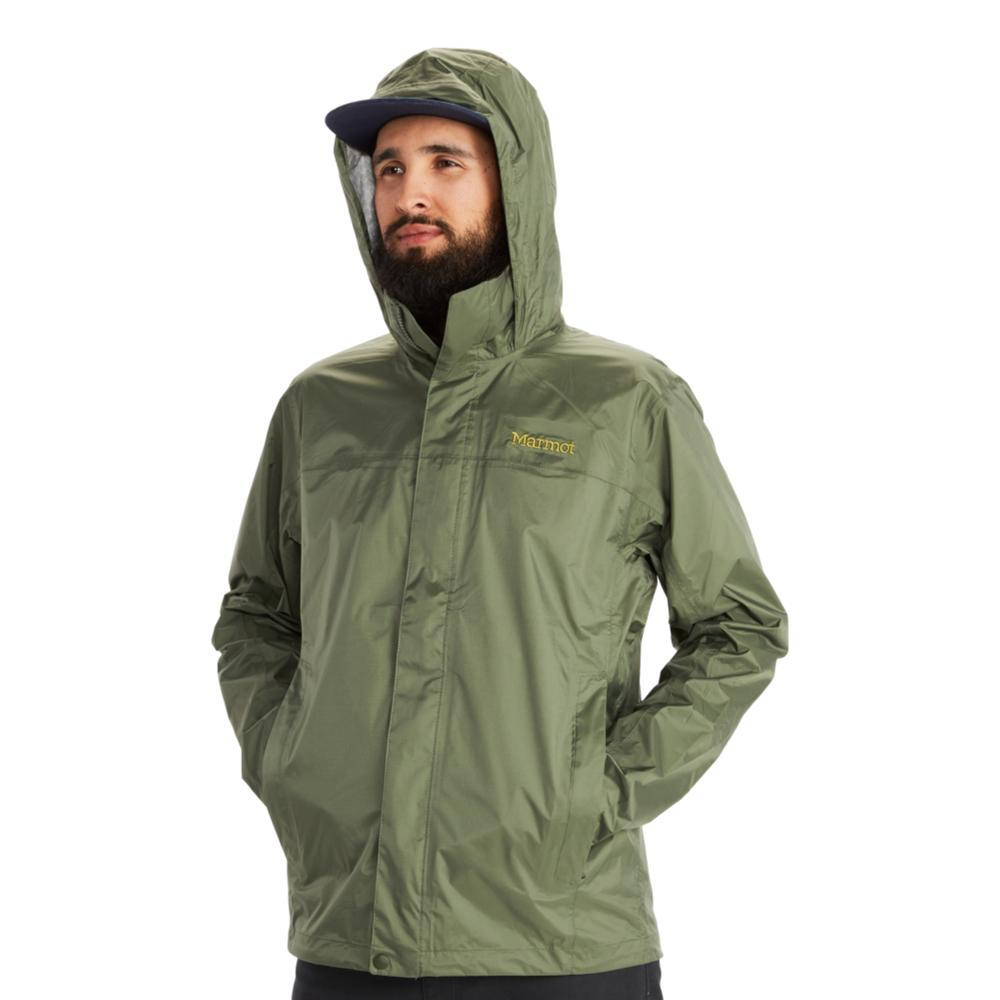 Marmot Men's PreCip Eco Jacket CROCODILE4764