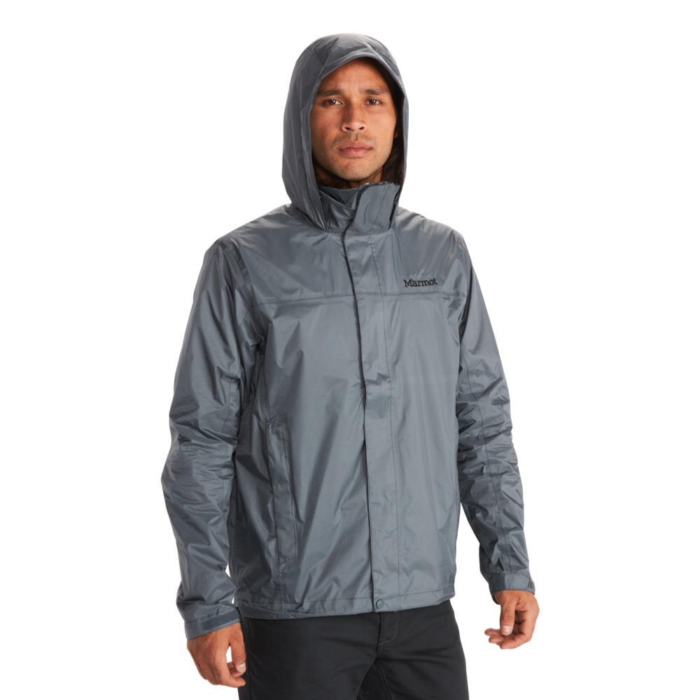 Marmot Men's PreCip Eco Jacket STEEL1515