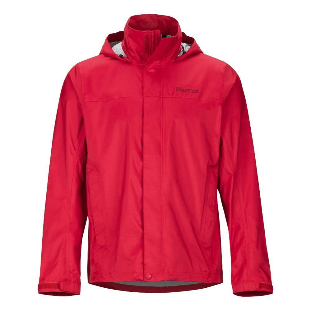 Marmot Men's PreCip Eco Jacket TEAMRED6278