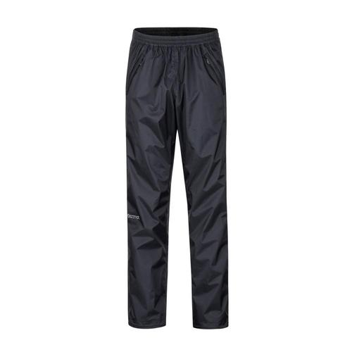 Marmot Men's PreCip Eco Full Zip Pants - 30in inseam Black001