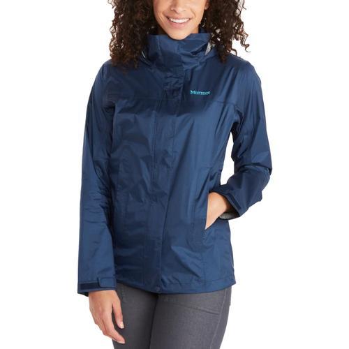 Marmot Women's PreCip Eco Jacket Arcticnavy_2975