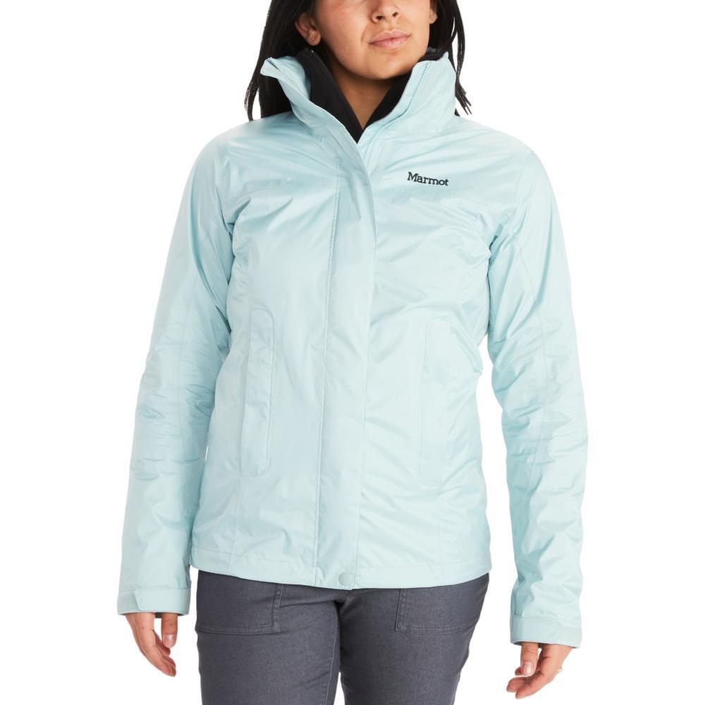 Marmot Women's PreCip Eco Jacket BLUE_3134