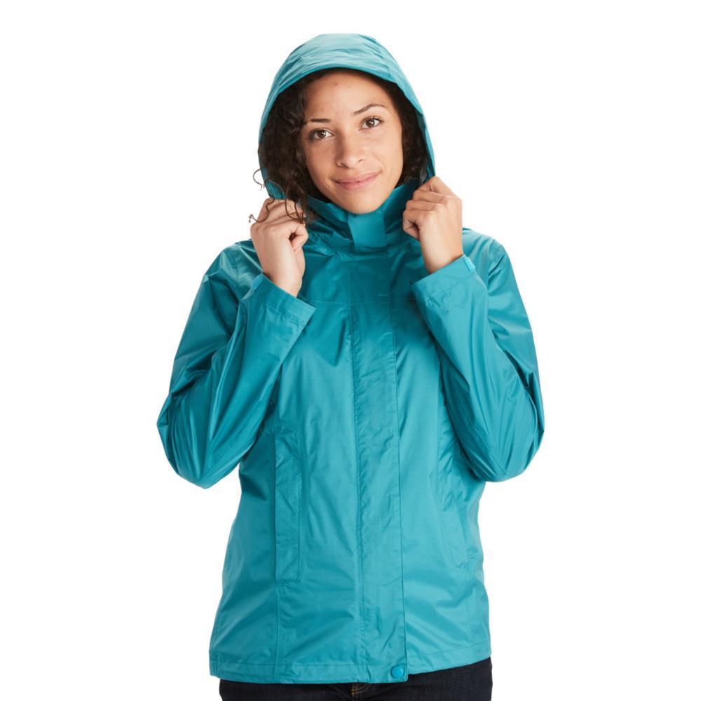 Marmot Women's PreCip Eco Jacket ENAMELBLUE_2210