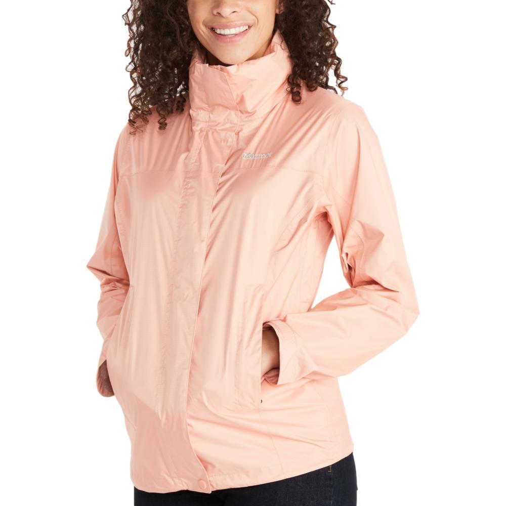 Marmot Women's PreCip Eco Jacket PINK_6878