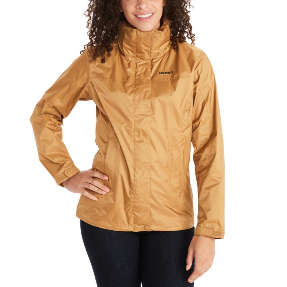 Marmot Women's PreCip Eco Jacket SCOTCH_7372