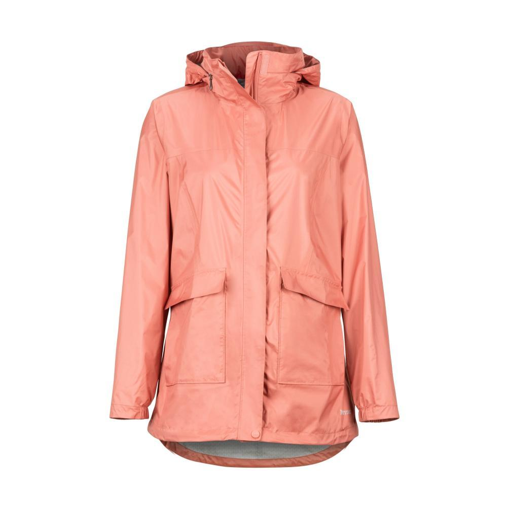 Marmot Women's Ashbury PreCip Eco Jacket CORALPINK7274