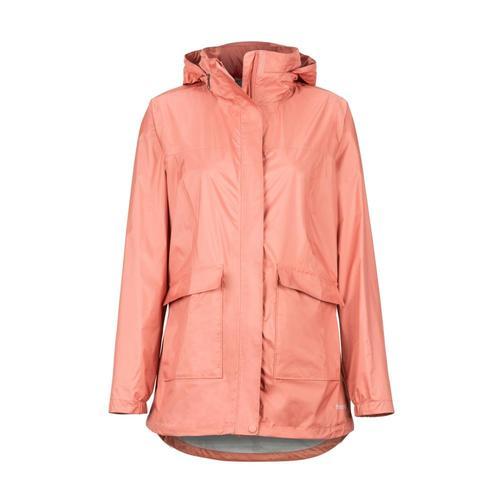 Marmot Women's Ashbury PreCip Eco Jacket Coralpink7274
