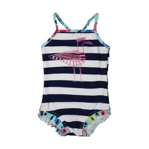832ec2a0456ac ... Mary Elyse Kids Lulu Pelican Stripe One Piece Swimsuit Nvystripe