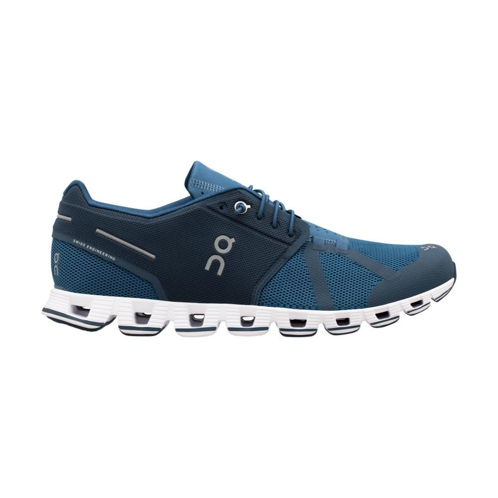 On Men's Cloud Running Shoes BLU.DNM
