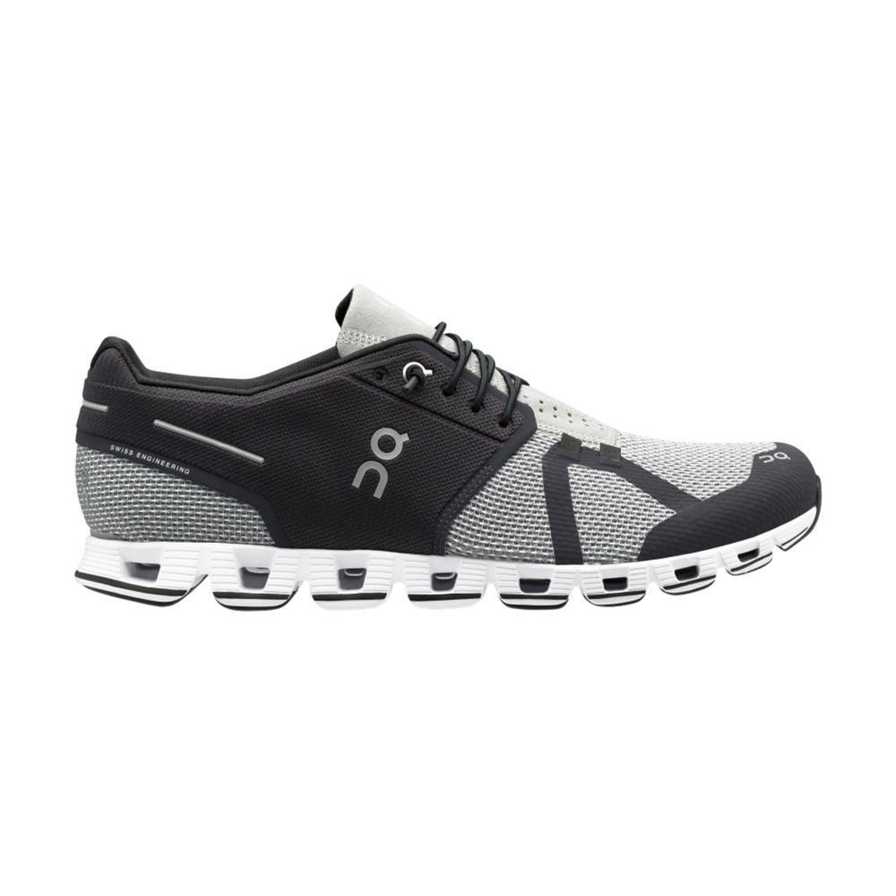 On Men's Cloud Running Shoes BLK.SLT