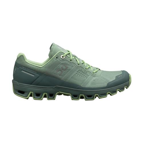 On Women's Cloudventure Running Shoes Moss.Olv