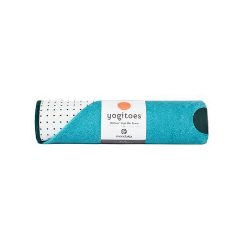Manduka yogitoes Yoga Towel 2.0 - Line Beach Line_beach
