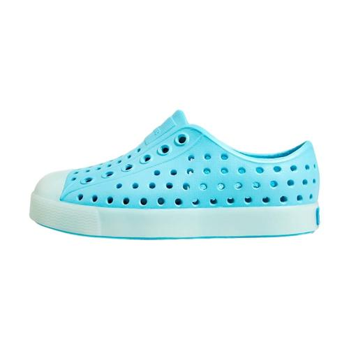 Native Kids Jefferson Glow Shoes Hmchiblue