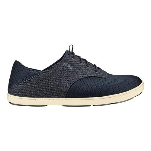 OluKai Men's Nohea Moku Shoes Night_6h6h