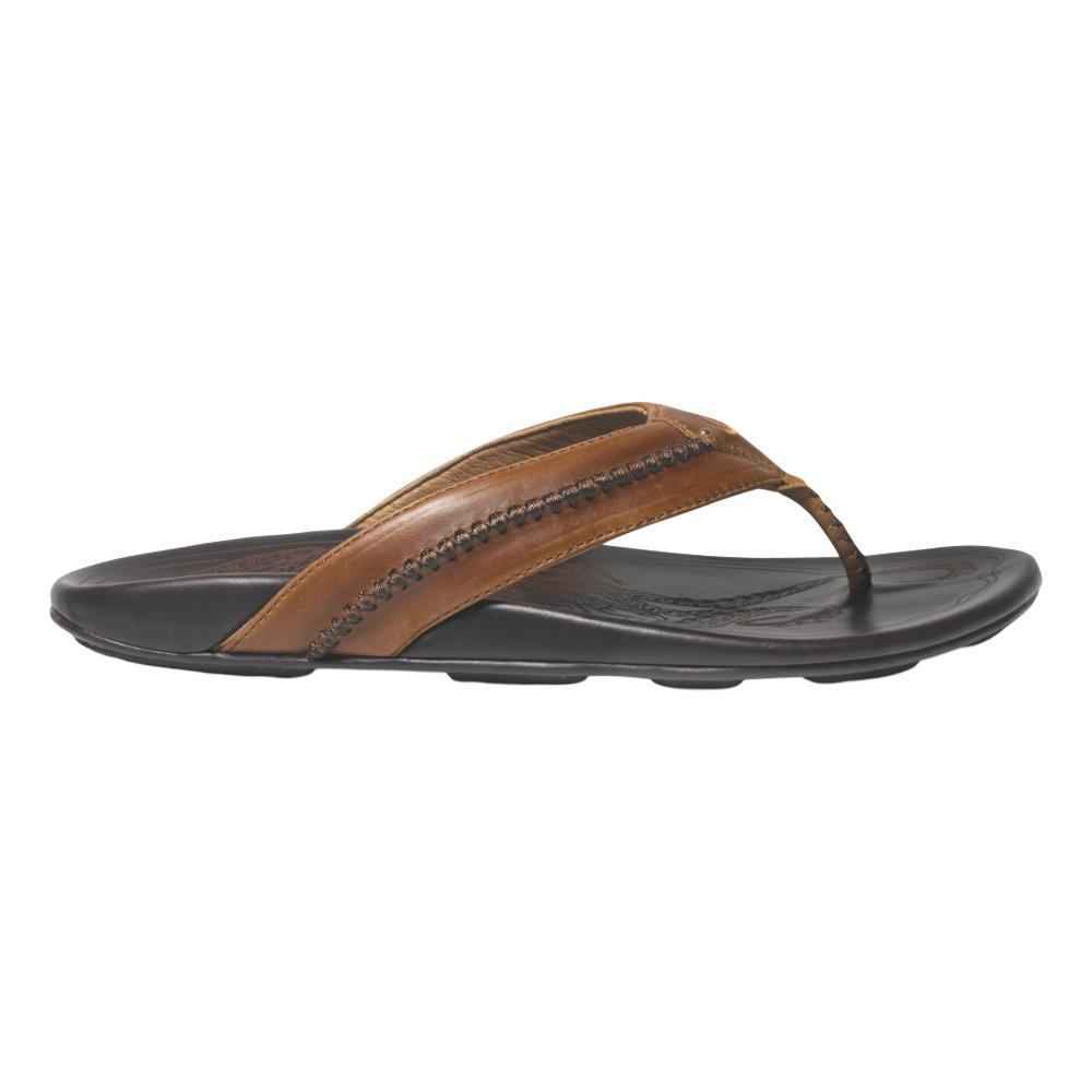 OluKai Men's Mea Ola Sandals TAN.DKJAV_3448